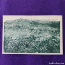 Postales: POSTAL DE ALHAMA DE ARAGON. Nº15 MONTAÑA LA CAPRICHOSA, A 800 METROS SOBRE EL NIVEL DEL MAR.. Lote 293763968