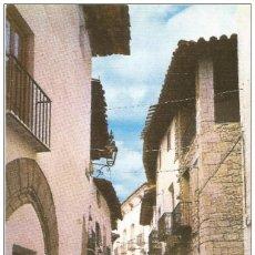Postales: *** P1201 - POSTAL - RUBIELOS DE MORA - TERUEL - CALLE SAN ANTONIO. Lote 293839113
