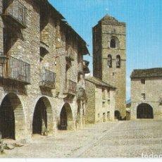 Postales: LOTE DE 6 POSTALES DE AINSA(HUESCA) SIN CIRCULAR- EDICIONES SICILIA Nº 3-4-10-15-17 Y 22-VER FOTOS. Lote 293896983