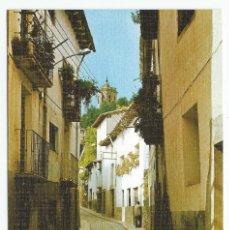 Postales: POSTAL DE GRAUS (HUESCA ) SIN CIRCULAR- CALLE DEL HOSPITAL -EDICIONES SICILIA. Lote 294074843