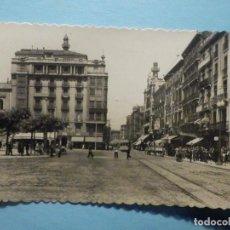 Postales: POSTAL - ZARAGOZA - 823.- CALLE DEL COSO - ED. GARCÍA GARRBELLA - ESCRITA. Lote 294098698