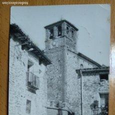 Postales: NOGUERA DE ALBARRACIN. TERUEL. GRANDES PINARES. J. MORON.. Lote 294368978