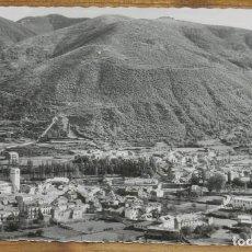 Postales: FOTO POSTAL DE BIESCAS, VISTA GENERAL, N.25, IMP. ARAGON SABIÑANIGO, NO CIRCULADA.. Lote 294997743