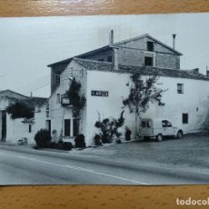Postales: FOTO ARIZA ZARAGOZA, FONDA..CITROEN 2CV.. VESPA... Lote 295028968