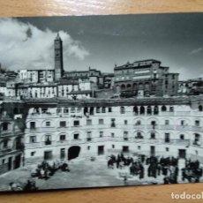 Postales: TARAZONA, ZARAGOZA. PLAZA DE TOROS VIEJA.ED. L. MONTAÑES Nº17.. Lote 295031088