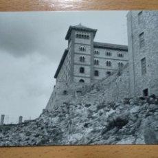 Postales: BARBASTRO (HUESCA) MONASTERIO DEL PUEYO. EDICIONES PARIS 22.. Lote 295302773