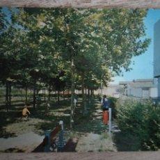 Postales: CASETAS, ZARAGOZA. PARQUE INFANTIL. ZERKOWITZ Nº3.. Lote 295506373