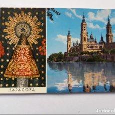 Postales: POSTAL - ZARAGOZA - TEMPLO DEL PILAR. Lote 295619573