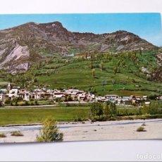 Postales: POSTAL - PIRINEO ARAGONES - VALLE DE GISTAU - VISTA GENERAL DE PAN. Lote 295648983