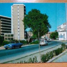 Postales: HUESCA FRAGA CARRETERA MADRID BARCELONA ED. FITER. Lote 296576748