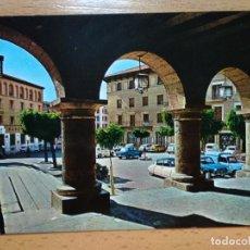Postales: MONZON (HUESCA) Nº 1 PORCHES DEL AYUNTAMIENTO - ED. VISTABELLA. Lote 296577858
