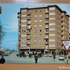 Postales: MONZON ( HUESCA ) PLAZA DE ARAGON. Lote 296580708