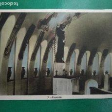 Postales: ZARAGOZA: CAMARIN DE SAN ANTONIO (ED.ARRIBAS DE ZARAGOZA). Lote 296724128