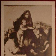 Postales: POSTAL PINTURA - HAUSER Y MENET. Lote 26139735