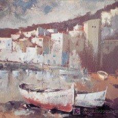 Postales: POSTAL DE PORT DE LA SELVA (GIRONA) NRO.36 - LADIS - EDITA PEDREGUET-ART 1994. Lote 4679608
