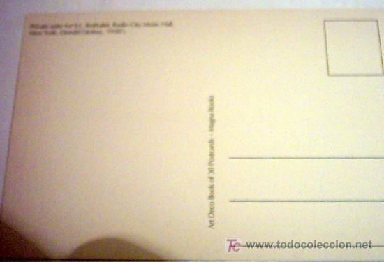 Postales: ART DECO - Foto 2 - 24525075