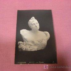 Postales: BUSTE PAR RODIN LUXEMBOURG. Lote 7790342