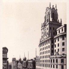 Postales: MADRID.POSTAL CIRCULADA EN 1939. AVENIDA PI Y MARGALL. Lote 20855309