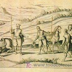 Postales: 7-1126. POSTAL ARTE. JUAN MATEOS. ORIGEN Y DIGNIDAD DE LA CAZA. Lote 16202817