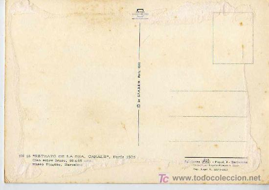 Postales: Parte posterior de la postal - Foto 2 - 6689356