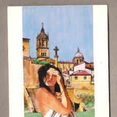 Postales: SERIE ARTISTAS JOVENES - LUIS FRANCISCO GIL 1980. Lote 7119597