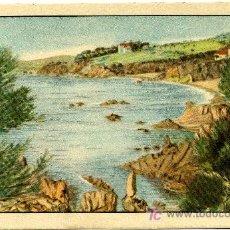 Postales: POSTAL DE PAISAJE - ESCRITA 1952. Lote 23080094