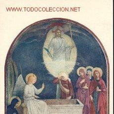 Postales: BEATO ANGELICO - LA RESURRECCION. Lote 3677260