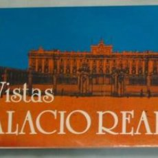 Postales: TARJETAS POSTALES PALACIO REAL DE MADRID. Lote 2229144