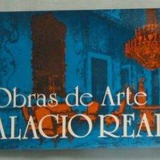 Postales: TARJETAS POSTALES PALACIO REAL DE MADRID. Lote 2229149