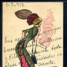Postales: POSTAL ARTISTICA. PARIS SERIE 127.. Lote 26960458