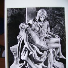 Postales: VATICANO, BASILICA DE S.PEDRO, LA PIEDAD DE MIGEL ANGEL. Lote 11116609
