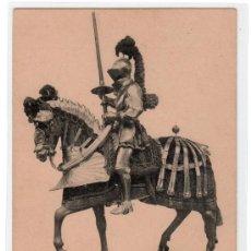Postales: TARJETA POSTAL DE LA COLECCION REAL ARMERIA. I. SERIE 2. HAUSER Y MENET. Lote 12886332