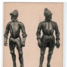 Postales: TARJETA POSTAL DE LA COLECCION REAL ARMERIA. II. SERIE 3. HAUSER Y MENET. Lote 12887338