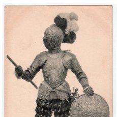 Postales: TARJETA POSTAL DE LA COLECCION REAL ARMERIA. II. SERIE 6. HAUSER Y MENET. Lote 12887439