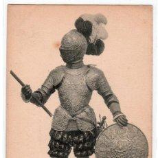 Postales: TARJETA POSTAL DE LA COLECCION REAL ARMERIA. II. SERIE 6. HAUSER Y MENET. Lote 12887507