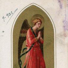 Postales: TARJETA POSTAL - BEATO ANGELICO (MUSEO SAN MARCO). Lote 13195874