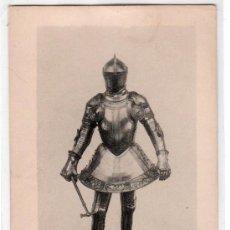 Postales: TARJETA POSTAL DE LA COLECCION REAL ARMERIA. II SERIE 4. HAUSER Y MENET. Lote 13081752