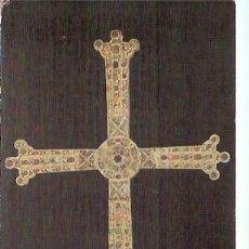 Postales: POSTAL CRUZ DE LA VICTORIA - CAMARA SANTA, CATEDRAL DE OVIEDO - 1980. Lote 14385237