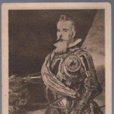 Postales: TARJETA POSTAL ANTIGUA DE PINTORES. EL CONDE DE BENAVENTE. HAUSER Y MENET. 951. . Lote 14150907