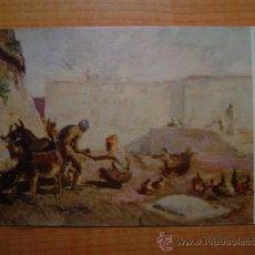 Postales: POSTAL MUSEO DE ARTE MODERNO (BARCELONA) MARIANO FORTUNY 1838 - 1874 HERRADOR MARROQUI SIN CIRCULAR. Lote 14686500