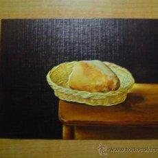 Postales: POSTAL TEATRO MUSEO DALI FIGUERAS LA CESTA DEL PAN SIN CIRCULAR. Lote 14686696