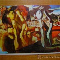 Postales: POSTAL TEATRO MUSEO DALI FIGUERAS METAMORFOSIS DE NARCISO SIN CIRCULAR. Lote 14840556