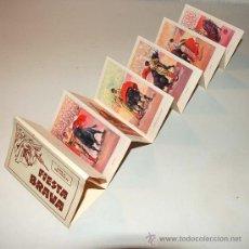 Postales: COLECCION DE 10 POSTALES TAURINAS, FIESTA BRAVA SERIE II, EDITORIAL ARTIGAS (BARCELONA), AÑOS. Lote 18706932