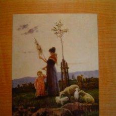 Postales: POSTAS MUSEO DE ARTE MODERNO (BARCELONA) Nº 5 JOAQUIN VAYREDA 1843 - 1894 CONTRALUZ SIN CIRCULAR. Lote 15963727