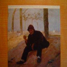 Postales: POSTAS MUSEO DE ARTE MODERNO (BARCELONA) Nº 16 JOAQUIN MIR 1873 - 1940 SOL I OMBRA SIN CIRCULAR. Lote 15963744