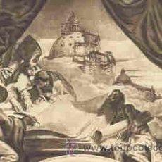 Postales: VICH - CATEDRAL - ALEGORIA DE LA CONFECCION DEL MISAL. Lote 16785130