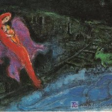 Postales: MARC CHAGALL - VD 2065 - . Lote 17099189