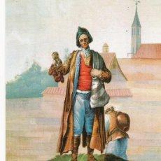 Postales: EL CHORICERO DE CANDELARIO - TAPIZ DE BAYEU -. Lote 17099396