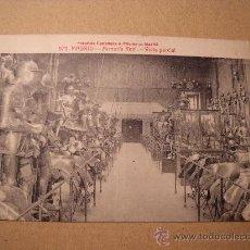Postales: ANTIGUA POSTAL DE MADRID. ARMERÍA REAL. FOTOTIPIA CASTAÑEIRA. NUM. 679. SIN CIRCULAR. P-1487. Lote 17185576