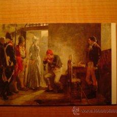 Postales: POSTAL COLECCION ARTE A. MICHELENA CARLOTA CORDA OLEO SOBRE TELA.1889(GALERIA DE ARTE ) SIN CIRCULAR. Lote 18133030